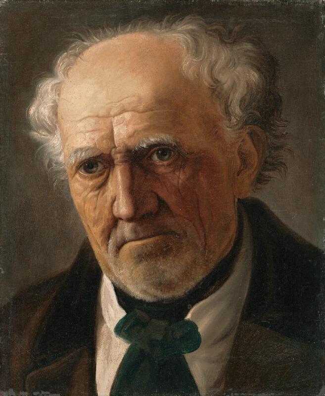Vojtech Klimkovič - Hlava starca