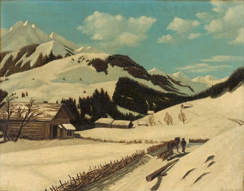 Pavel Lehotzky - Tatry v zime