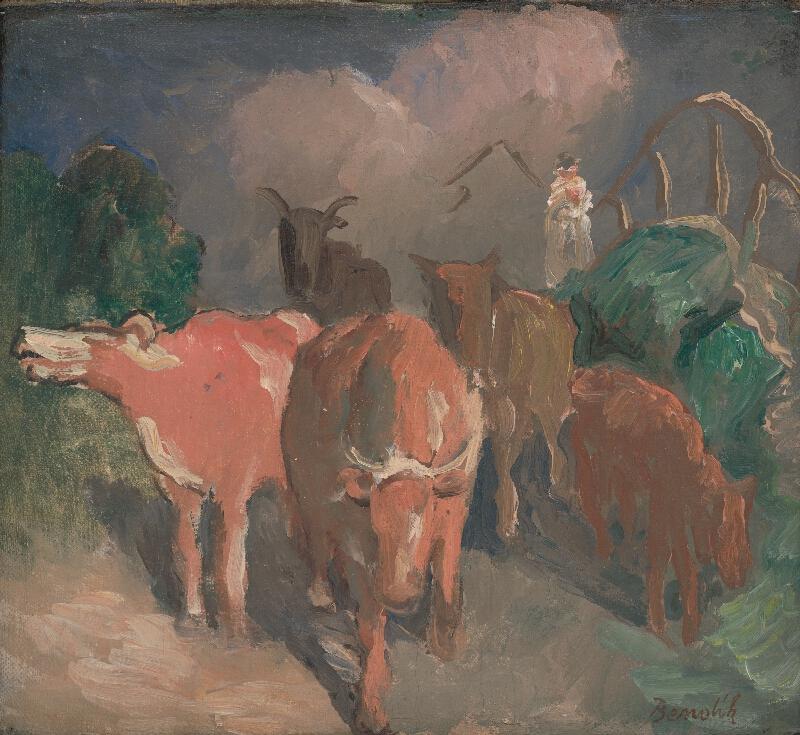 Jozef Bendík - Kravy