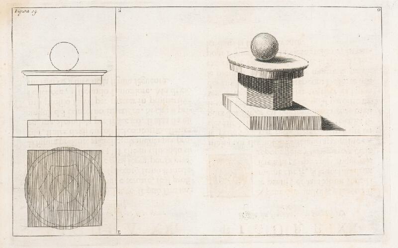 Andrea Pozzo, Giacomo Böemo  Komarek - Fig.19. - Tri kamene,jeden na druhom