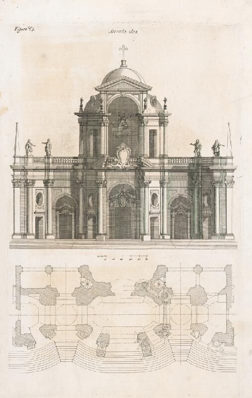 Andrea Pozzo, Giacomo Böemo Komarek - Fig.65. - Druhý oltár s tým istým efektom,trochu zmeneným