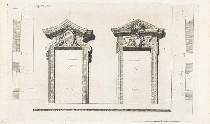 Andrea Pozzo, Giacomo Böemo Komarek - Fig.103. - Portály - 3
