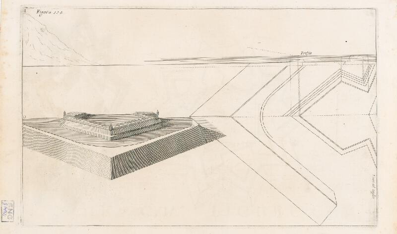 Andrea Pozzo, Giacomo Böemo Komarek – Fig.115. - Pevnosti päťboké
