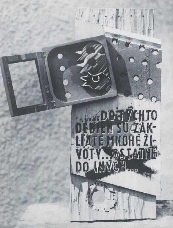 Juraj Meliš – Vizuálna poézia V.