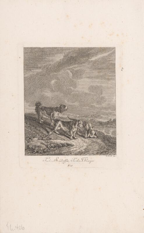 Johann Elias Ridinger - Taxlíci