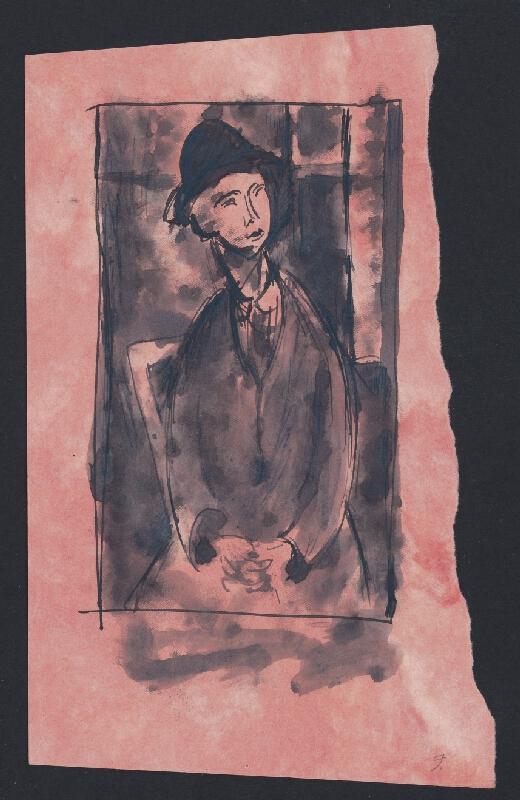 Ján Želibský - Chlapec