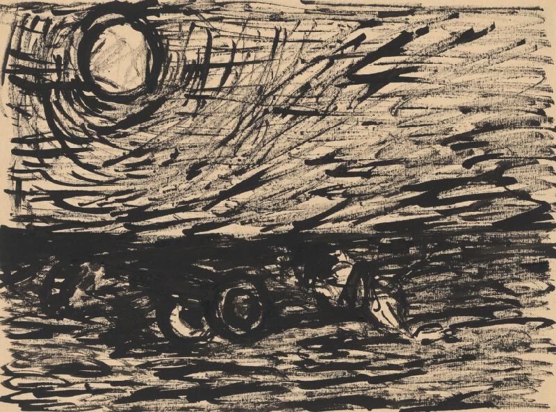 Rudolf Uher - Čierne slnko