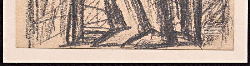 Rudolf Uher – Stojaci mužský akt