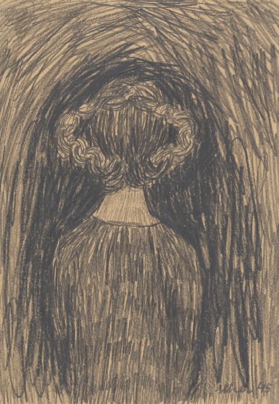 Rudolf Uher - Dievča so zapletenými vlasmi