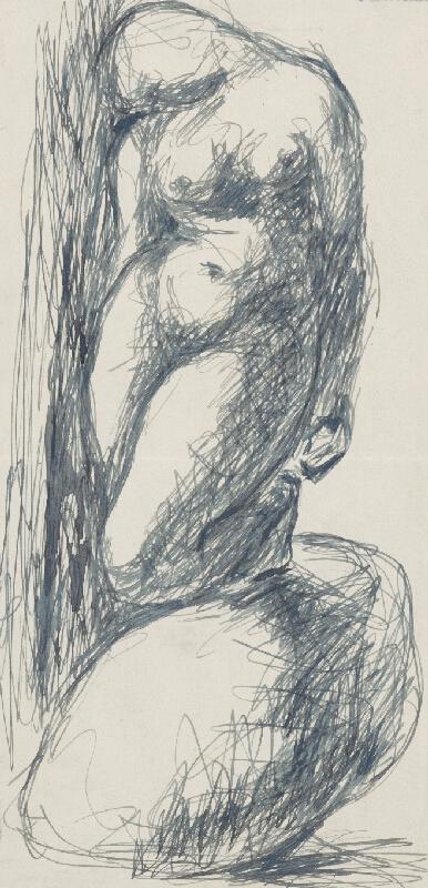 Rudolf Uher - Ženský akt