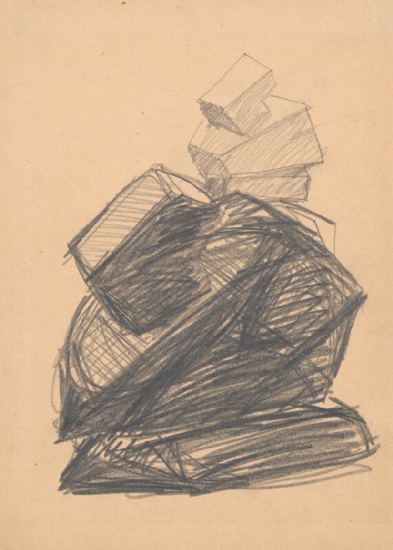 Rudolf Uher - Tvarová štúdia XVII.