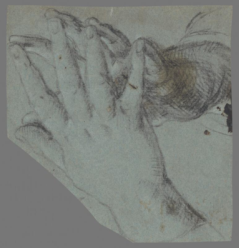 Stredoeurópsky majster z 18. storočia – Zopäté ruky