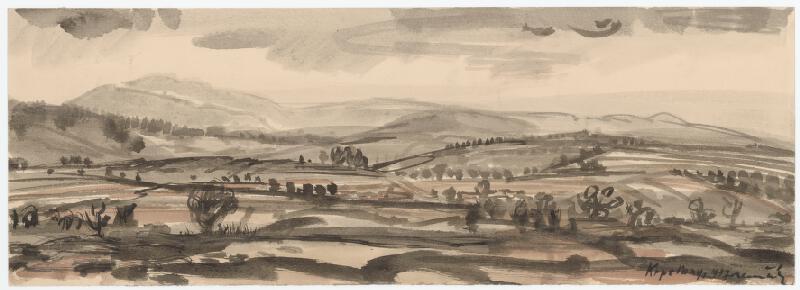 Július Nemčík - Krajina pri Krpeľanoch