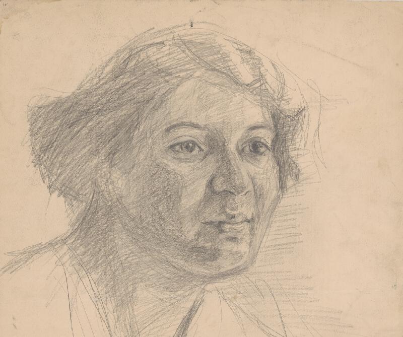 Ferdinand Katona - Portrétna štúdia