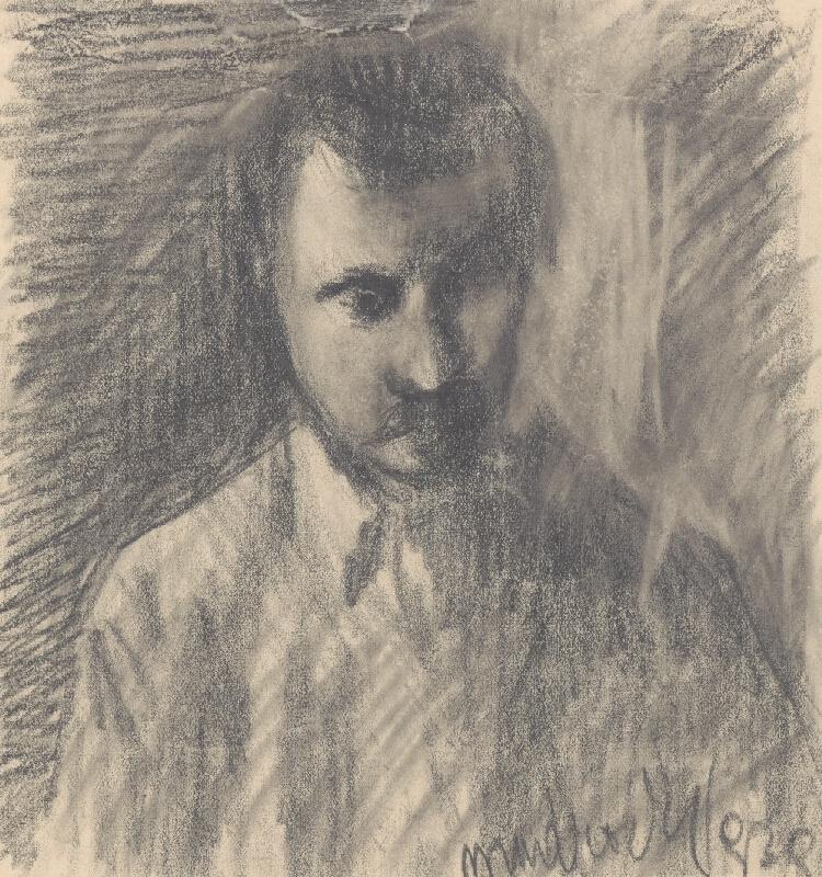 Ján Mudroch - Portrétna štúdia