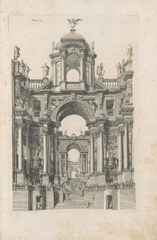 Vincenzo Mariotti, Andrea Puted, Andrea Pozzo - Figura septuagesimaprima