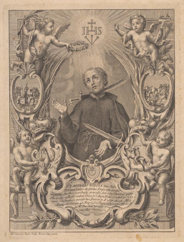 Girolamo Rossi - Andreas Bobola
