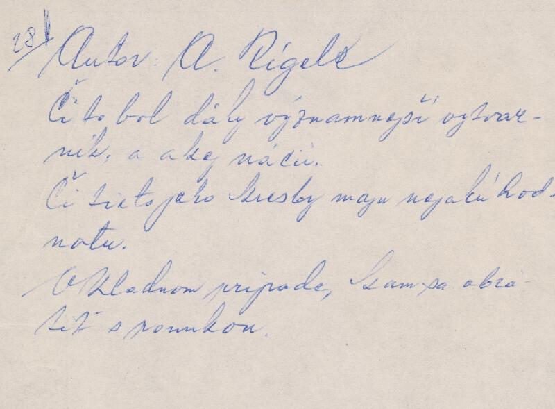 Alojz Rigele - Album portrétnych štúdií osobností