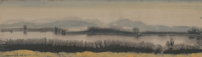 Július Nemčík - Široká rieka Váh