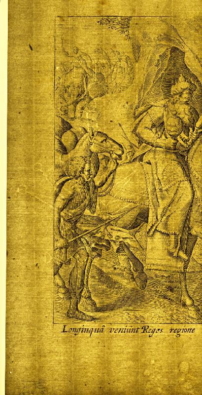 Claes Jansz. Visscher – Príchod Troch kráľov