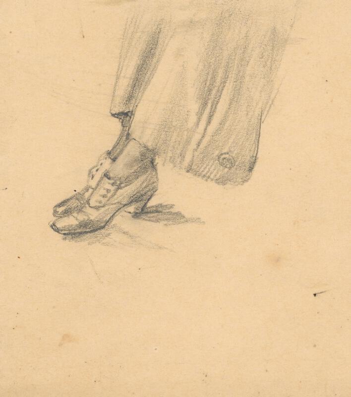 Ivan Žabota - Štúdia ženských nôh v topánkach