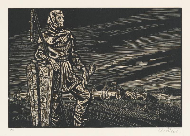 Karel Štěch - Husitská stráž