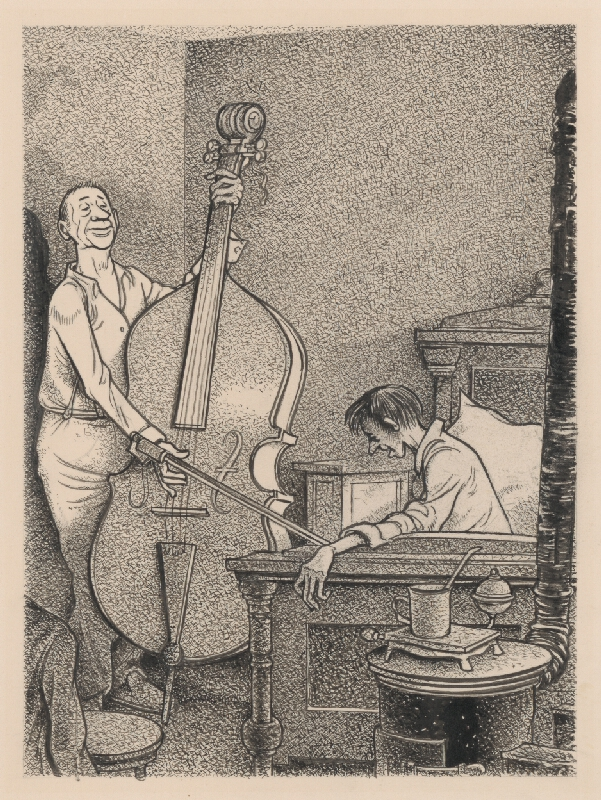 Viliam Weisskopf - Hra na basu