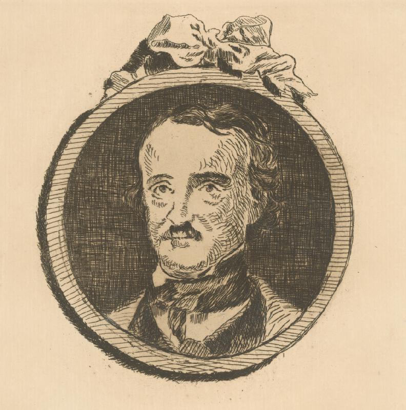 Edouard Manet - Edgar Poe