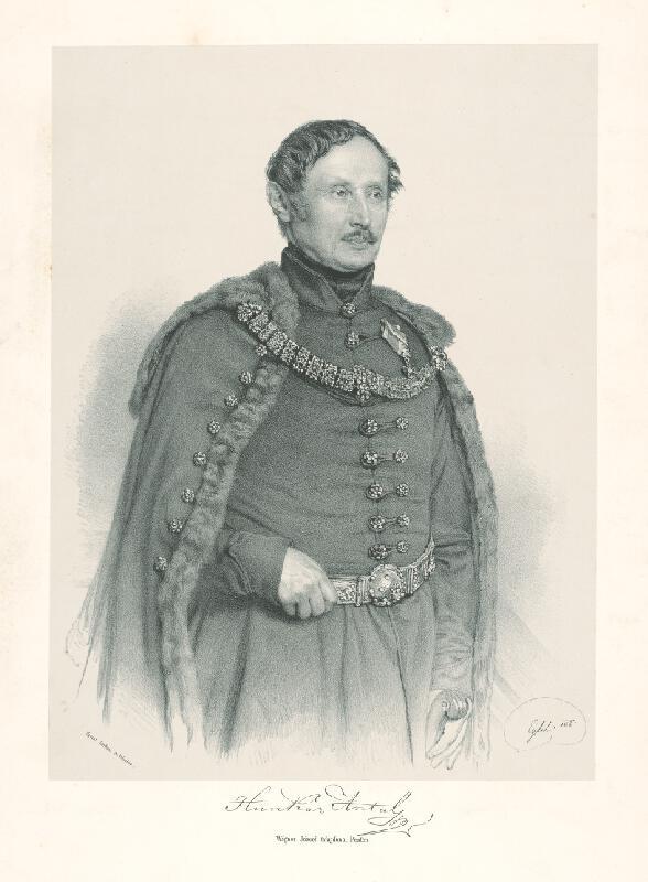 Adolf Eybel - Antal Hunkar