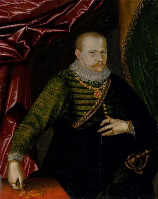 Nemecký maliar, Nemecký maliar z okruhu Cranacha - Podobizeň saského kurfürsta