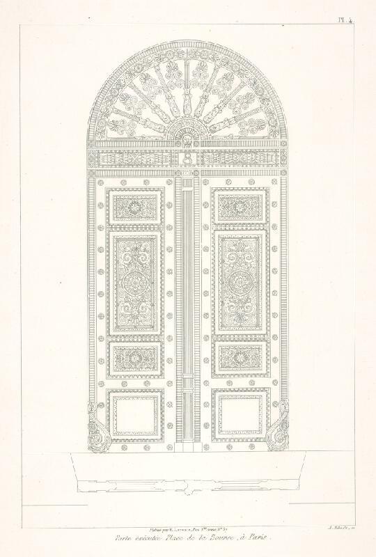 Auguste Louis Ribault - Brána