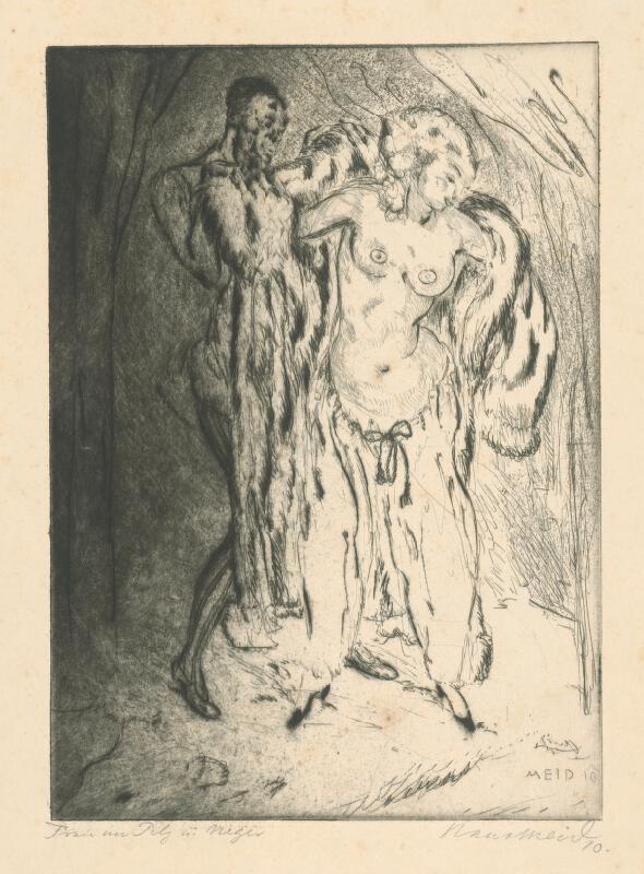 Hans Meid - Obliekanie