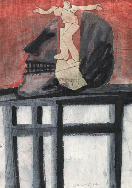Jozef Jankovič - Kresba 52