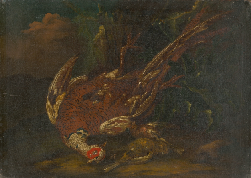 Stredoeurópsky maliar z 1. polovice 18. storočia - Zátišie s perličkou