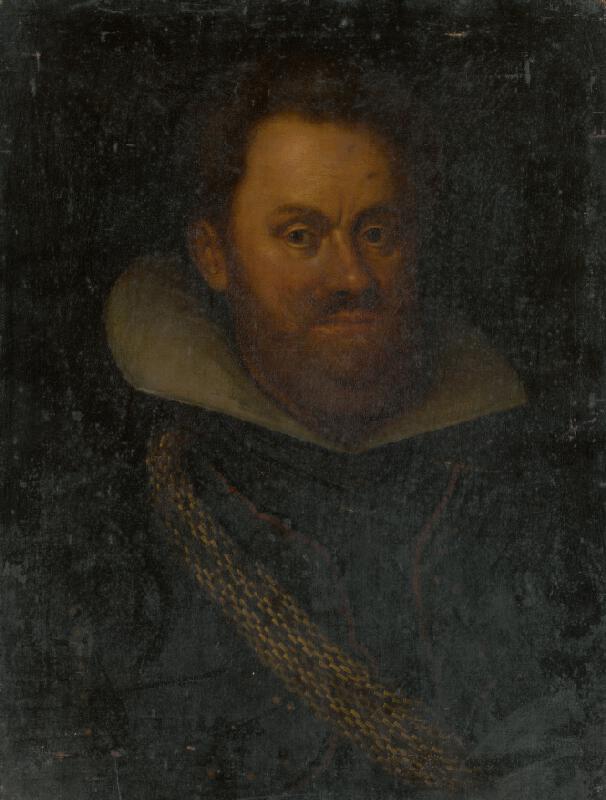 Rakúsky maliar zo 17. storočia, Západoeurópsky maliar zo 17. storočia - Portrét Adama von Trauttmannsdorf