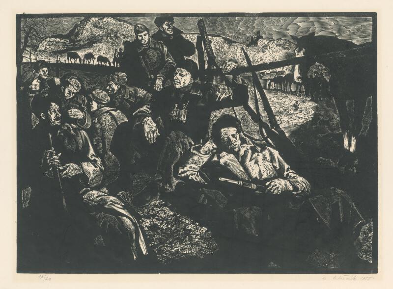 Vincent Hložník - Jar 1945