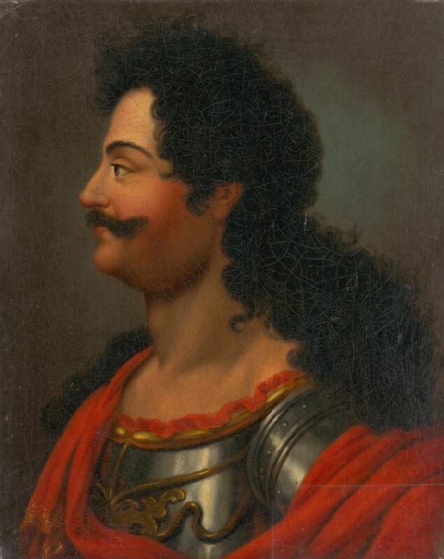 Stredoeurópsky maliar z 19. storočia - Podobizeň Rákoczyho