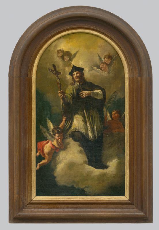 Stredoeurópsky maliar z konca 18. storočia, Neznámy stredoeurópsky maliar - Svätý Ján Nepomucký