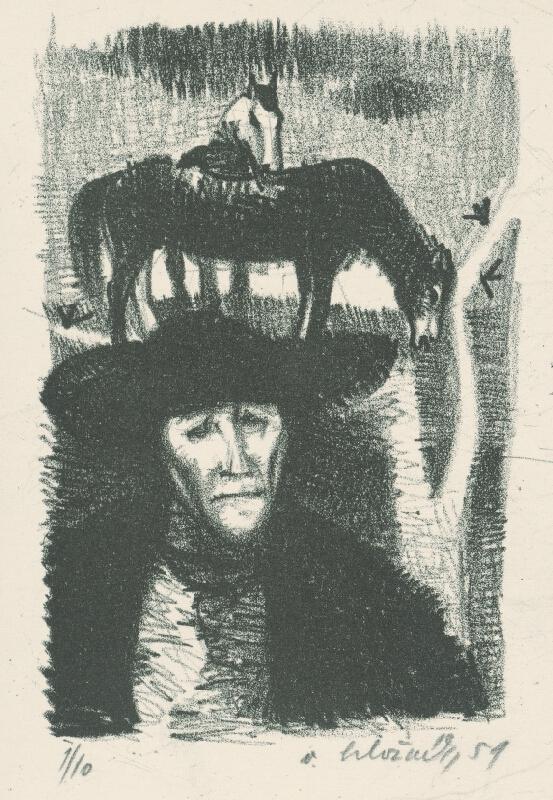 Vincent Hložník - Pastier