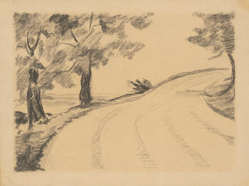Edmund Gwerk - Lesná cesta