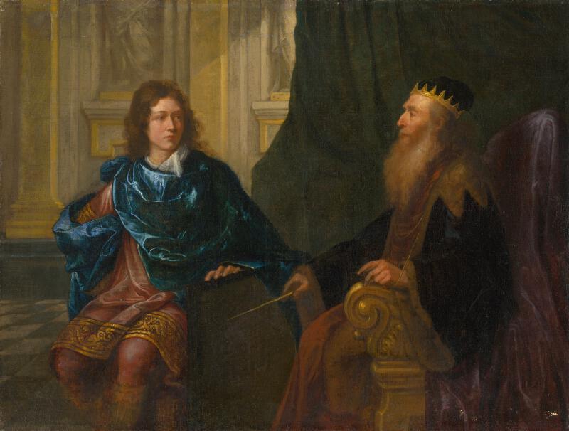 Francúzsky maliar, Gerard de Lairesse - Starozákonný výjav