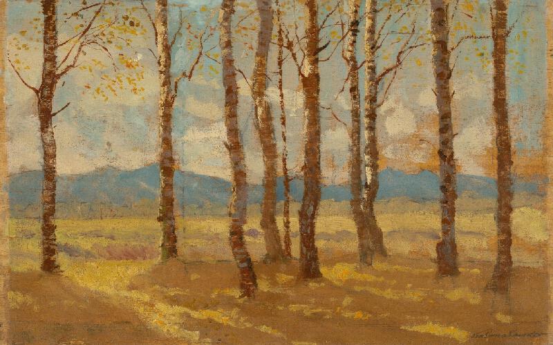 Ferdinand Katona - Brezy na jeseň