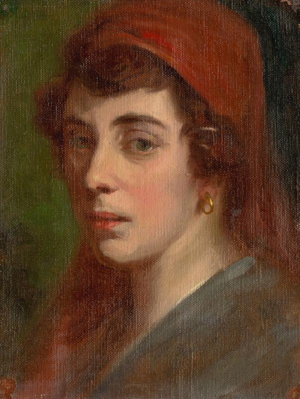 Ľudovít Pitthordt - Hlava ženy