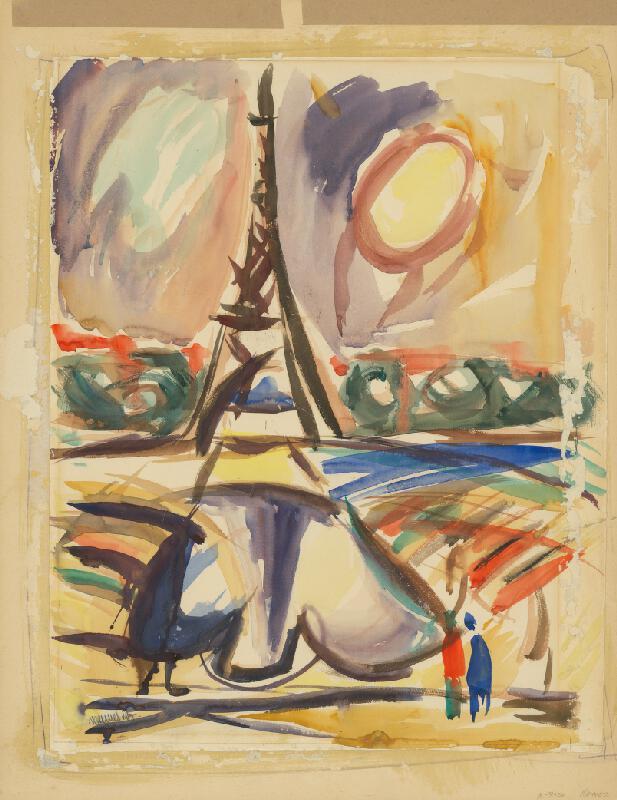 Viliam Chmel - Eifelova veža