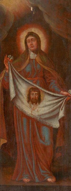 Stredoeurópsky maliar z prelomu 18. - 19. storočia - Sv.Veronika