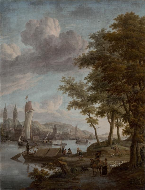 Jacobus Storck, Johann Georg Stuhr - Mesto na rieke
