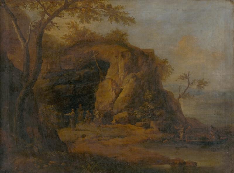 Stredoeurópsky maliar z 1. polovice 19. storočia - Pustovníci