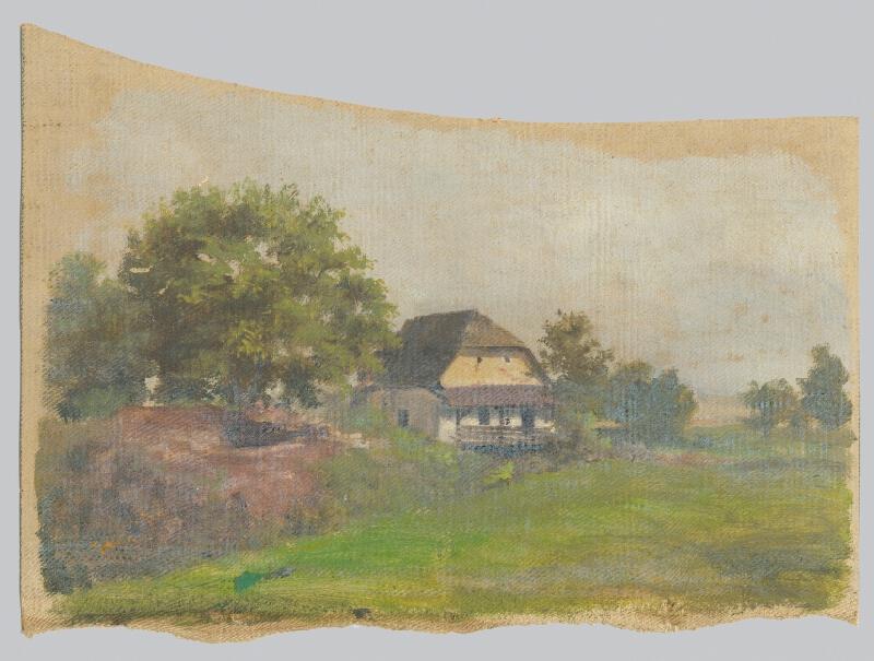 Jan Novopacký - Obydlie v samote