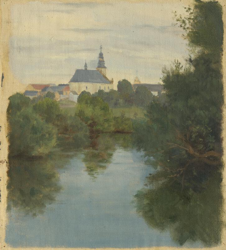 Jan Novopacký - Dedinský kostol