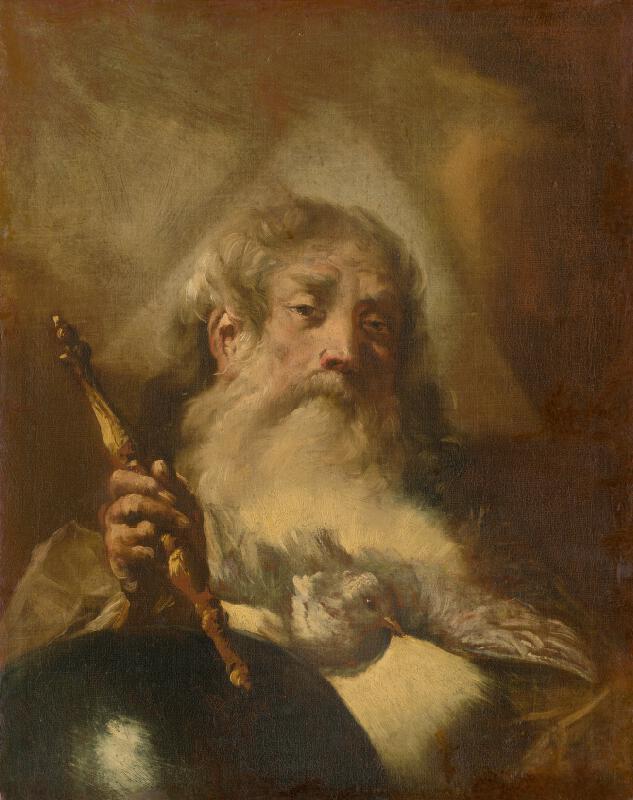 Giovanni Battista Piazzetta - Boh - Otec